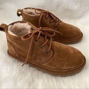 New without box UGG Neumel Chukka Boots Chestnut 8